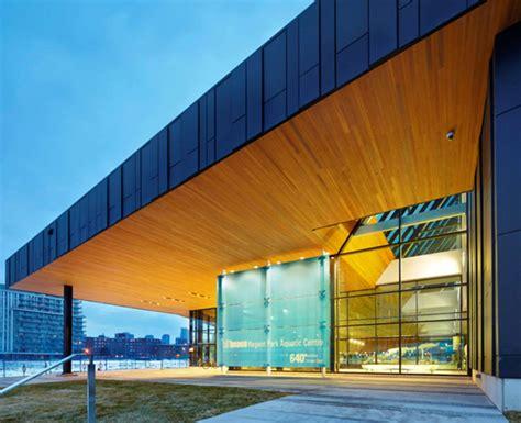 Home Design Center regent park aquatic centre by mjma 01
