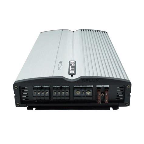 Power Lifier Mobil 4 Channel jual flux neo 75 4 power lifier mobil 4 channel