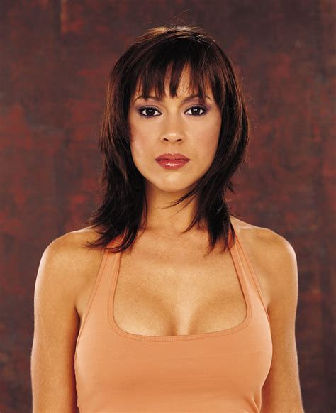 hair styles actresses from hot in cleveland charmed alyssa milano phoebe halliwell alyssa milano and