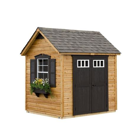 6 Foot Shed Suncast Legacy 6 Ft X 8 Ft Garden Shed Discontinued