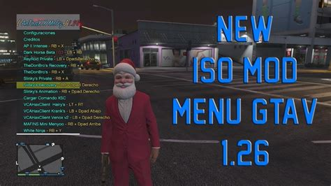 mod gta 5 xbox 360 1 26 gta v iso mod menu 1 26 xbox 360 download youtube