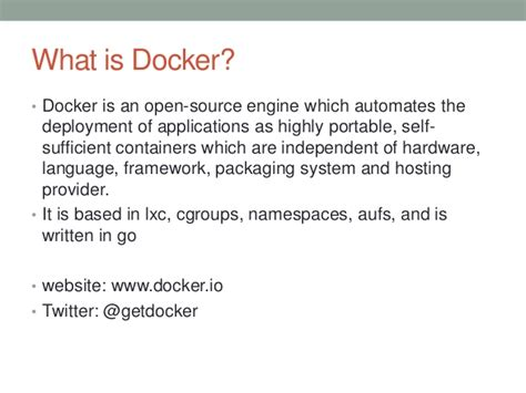 docker lxc tutorial docker 15 great tutorials