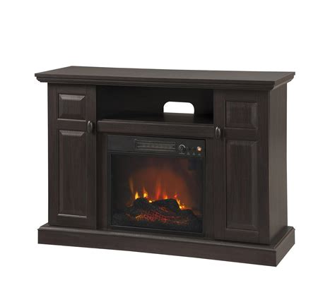 electric sleek fireplace sears
