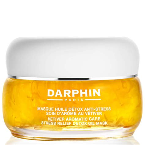 Detox For Stress Relief by Darphin Vetiver Aromatic Care Stress Relief Detox Mask