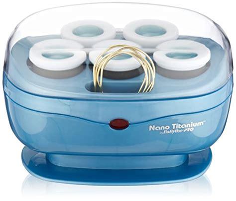 Babyliss Hair Dryer Roller babylisspro nano titanium professional jumbo roller hairsetter