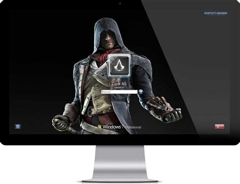 themes for windows 7 assassin creed assassin s creed unity windows 7 theme windows 8 theme