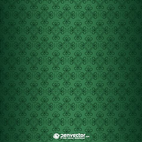 free pattern background green green pattern background free vector vectorpic