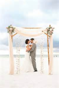 Wedding Arches For The Beach Best 20 Beach Wedding Arches Ideas On Pinterest Beach Wedding Arbors Wedding Alter Flowers