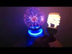 plasma light bulb harry potter plasma trick with fluorescent light bulb