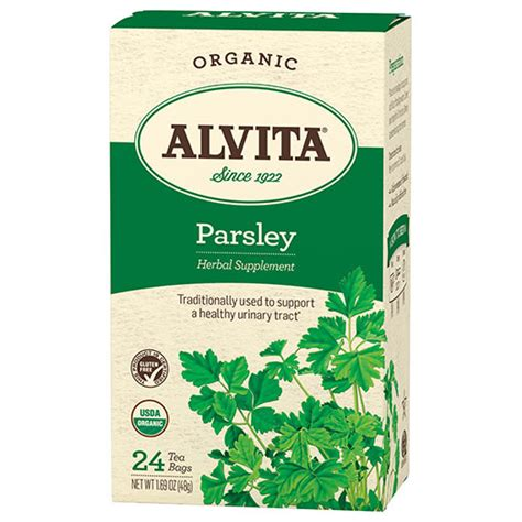 Detox Parsley Tea by Pau D Arco Cleansing 150 Tabs Planetary Herbals
