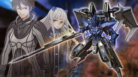 astebreed sci fi anime shooter fantasy action fighting