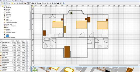 3d home floor plan software free free floor plan software sweethome3d review