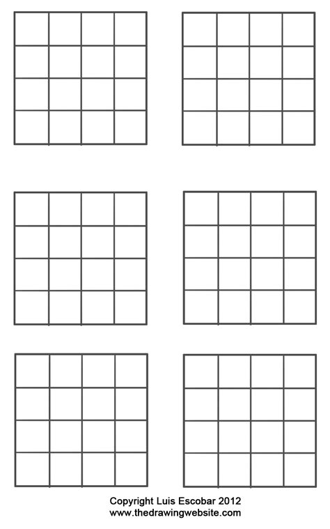 pattern drawing grid stick figures with style basic designthe drawing website