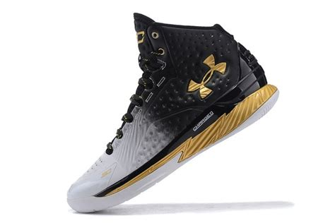 black and gold armour basketball shoes stephen curry shoes for sale s armour ua stephen