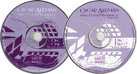 Cd Original 22 Kompilasi Religi 2cd oscar aleman swing guitar masterpieces 1938 1957 1998