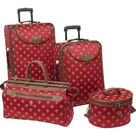 Bag In Bag 5 In 1traveling Bag In Bag Tas Traveling Serbaguna american flyer fleur de lis 4 luggage set 4 colors ebay
