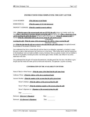 Loan Welcome Letter Format Thank You Letter For Personal Gift Forms And Templates Fillable Printable Sles For Pdf