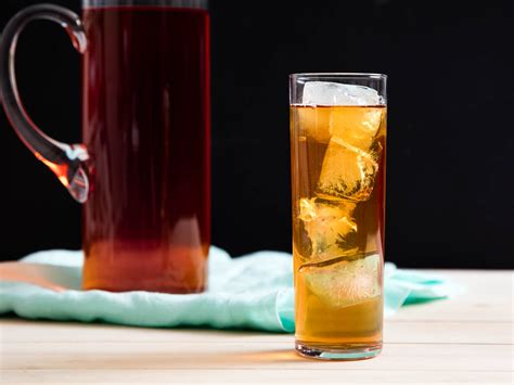 best tea the best iced tea cold brewed iced tea recipe serious eats