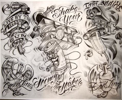 flash art tattoo designs free boog studio design gallery photo