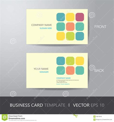 28 business card template with bleed 8 common print