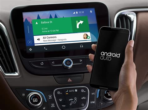 Android Auto by This Is What It S Like To Use Android Auto On A Car