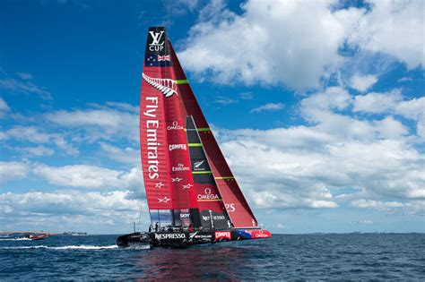 emirates nz america s cup 2013 emirates team new zealand boat two