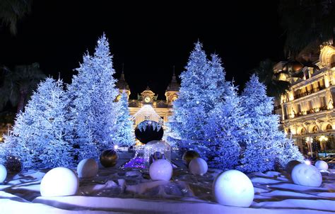 christmas in monaco lights around the globe