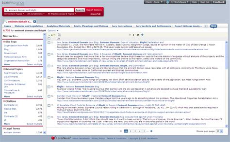Lexus Nexus Search Lexisnexis Rolls Out Lexis Advance For Solos Robert Ambrogi S Lawsites