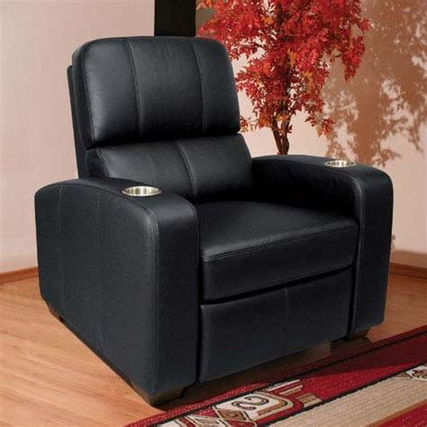 black or brown leather reclining theater sectional home bello leather home theater seating double arm recliner