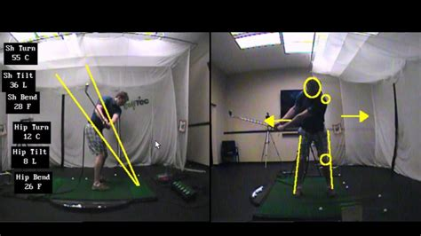 golftec swing analysis dr blake golftec swing analysis youtube
