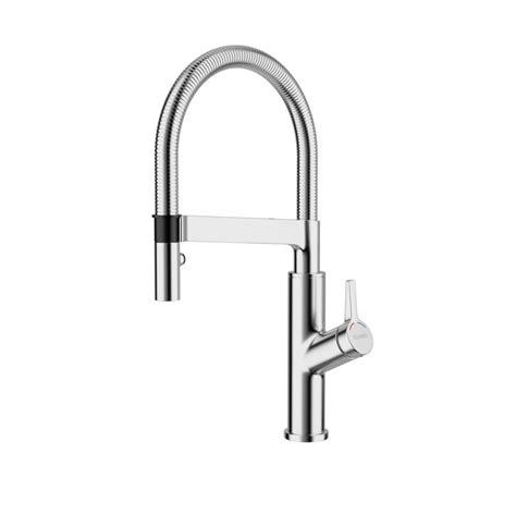 solenta senso kitchen faucet by blanco dimensiva