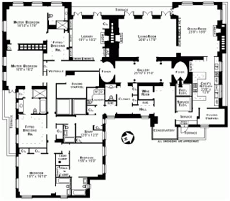 kennedy compound floor plan jackie s ny apartment floorplan pinkpillbox