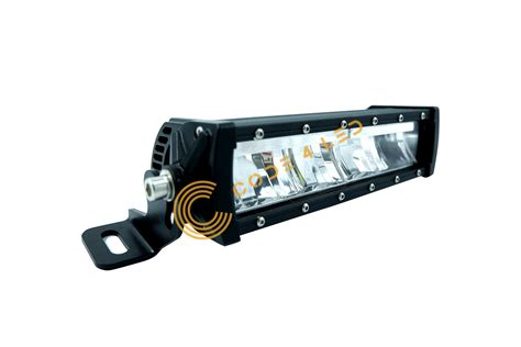 len 40 watt 10 quot 40 watt led light bar single row 183 code 4 led supply