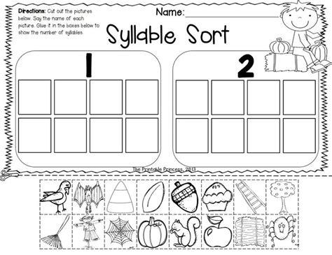 printables for kindergarten centers fall math and literacy centers for kindergarten
