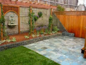 Patio And Backyard Designs Brick Wall Garden Designs Decorating Ideas Design Trends Premium Psd Vector Downloads