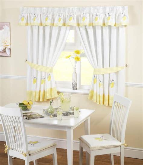 telas cortinas cocina de 100 fotos de cortinas de cocina modernas