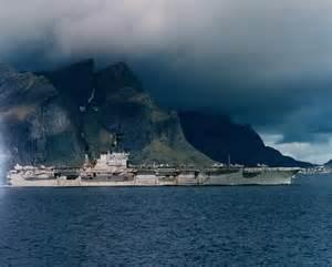 Uss America Sinking Pictures maritimequest uss america cva 66 cv 66 page 5