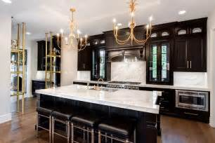 best of pics of black kitchen cabinets taste