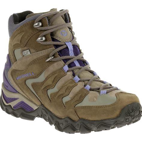 s merrell chameleon shift hiking boots waterproof