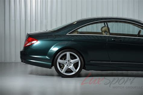 2008 mercedes cl63 amg coupe cl63 amg stock 2008111
