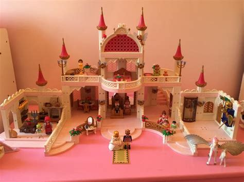 Used Furniture Kitchener by Huge Playmobil Princess Fairy Tale Castle Plus Extras Oak