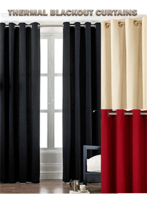 Black And White Thermal Curtains Eclipse Blackout Eyelet Black Thermal Curtains Eyelet Curtains Curtains Linen4less Co Uk