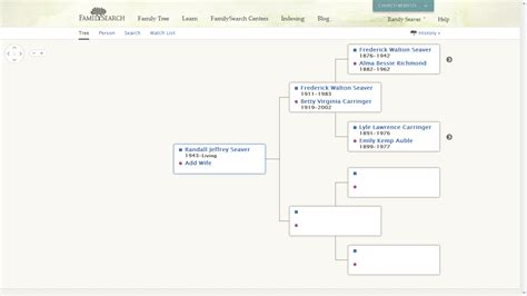 Family Tree Search Genea Musings Familysearch Family Tree Open For Everyone