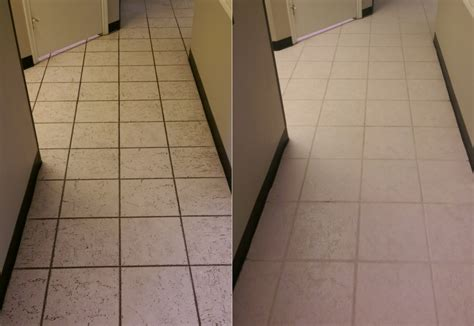 Grout Cleaning Before And After Tile And Grout Cleaning College Station Bryan