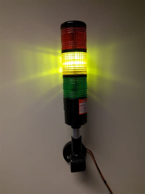 how to create light without electricity create a jenkins build status light the magpi