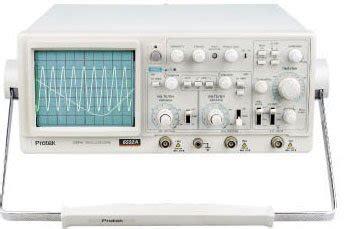 Analog Osiloskop Protek 6502a 20 mhz oscilosc 243 pio 243 gico protek 6502a oscilosc 243 pios