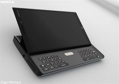 Nokia Lumia Qwerty nokia lumia 992 concept phone phablet with 8 quot display sliding qwerty keyboard windows 8 1