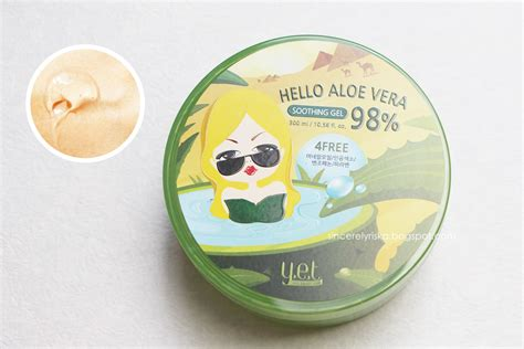 Harga Nature Republic Di Althea sincerely riska y e t hello aloe vera soothing gel 98