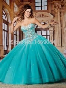 De debutante 15 anos azul turquesa quinceanera vestidos de tule