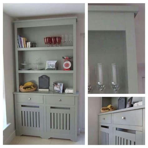 radiator cover dresser kitchen ideas radiators dresser and house